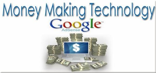 adsense money making technology