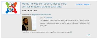 Monta tu web con Joomla desde cero con los mejores plugins