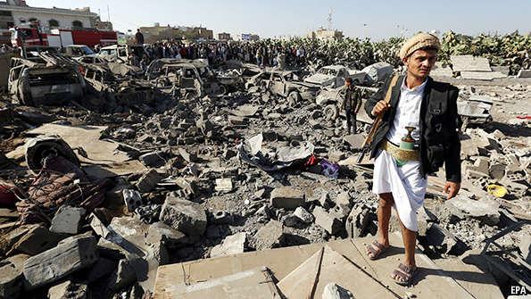 Sekteryan Çatışmanın Merkezinde Yemen'in Geleceği