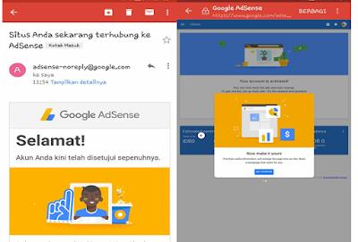 Pengalaman di Terima Google Adsense Dua Kali Dengan Blog Yang Sama