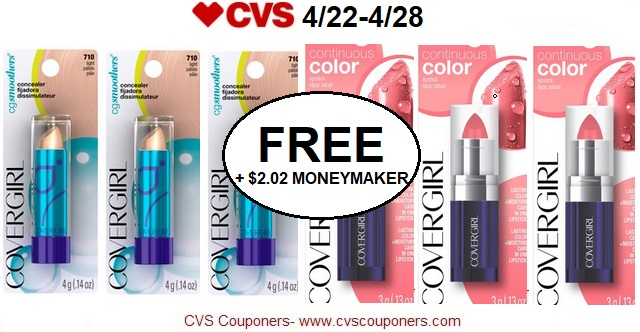 http://www.cvscouponers.com/2018/04/free-202-moneymaker-for-covergirl.html