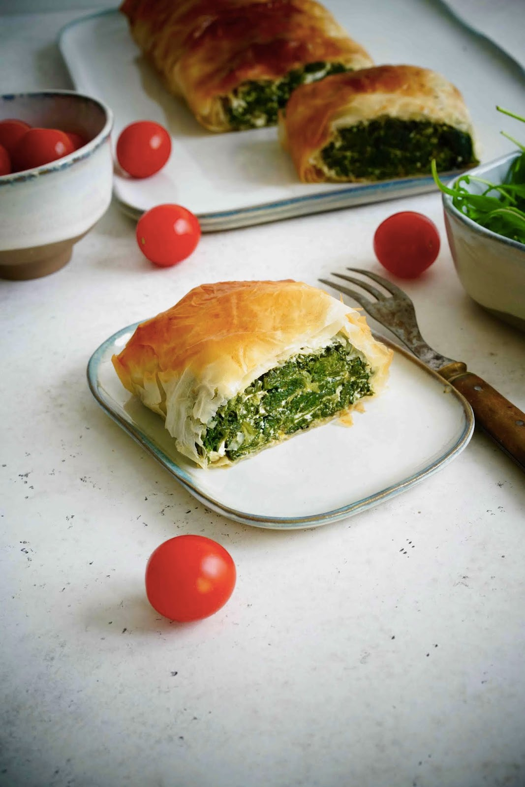 plat complet ,recettes légumes facile , ricotta , cuisine de famille