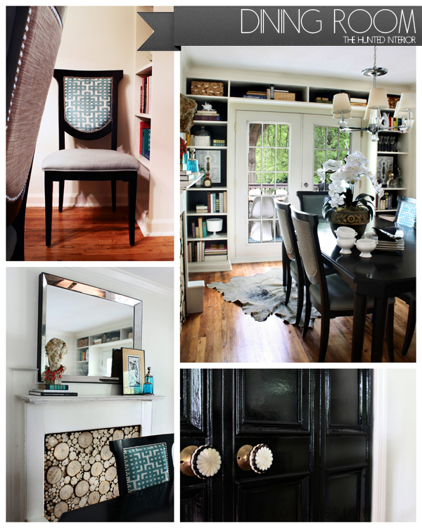 Dining Room On A Budget: Hunted Interior: Dining Room On A Budget