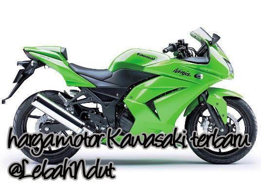 Daftar Harga Motor Kawasaki Baru Bekas Terlengkap