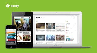 ما هو موقع و تطبيق Feedly فيدلي ، وكيفية استخدامه
