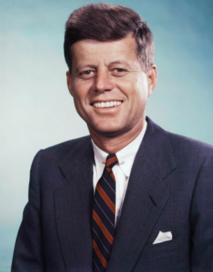 Former US President, John F. Kennedy's diary sells for over $700k