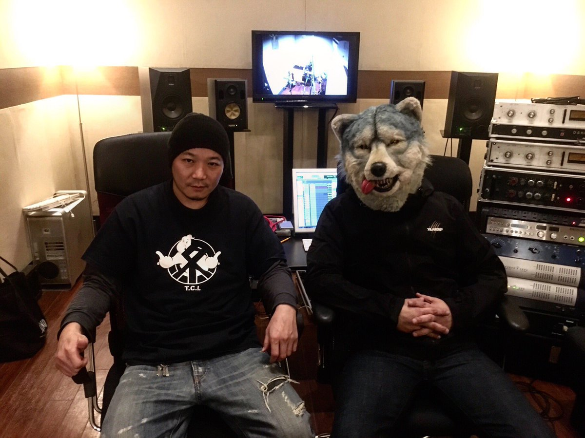 Kyono & Tokyo Tanaka (Man with a Mission)