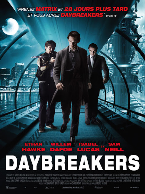 Daybreakers (2009) BRRip ταινιες online seires oipeirates greek subs