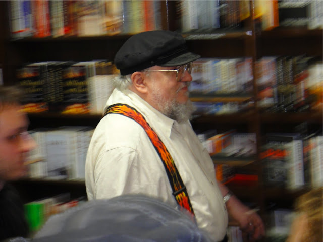 George R. R. Martin - Writer from New Jersey
