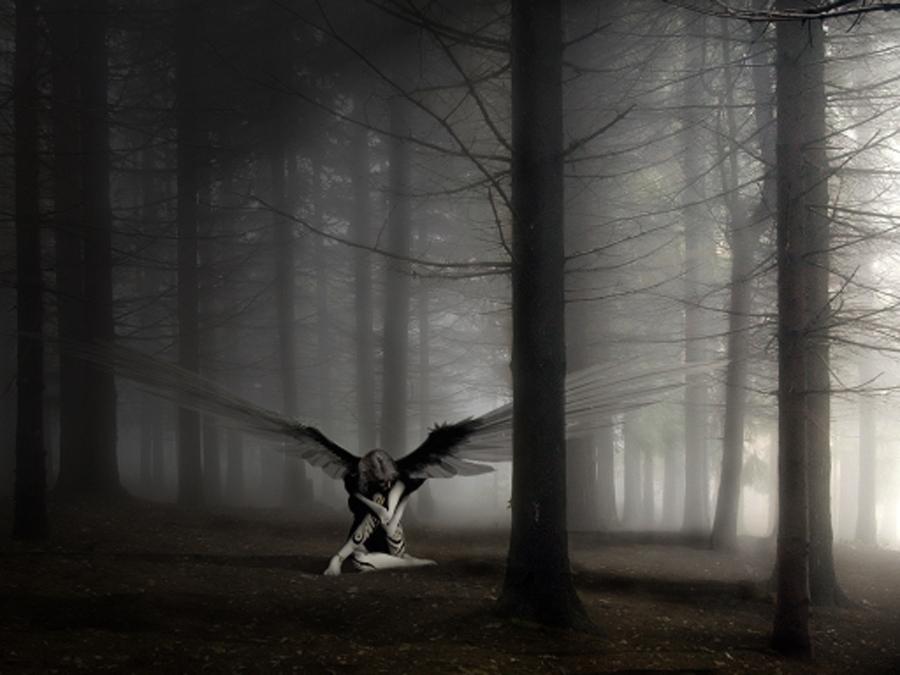 Señorita Glamourista: Dark Angel