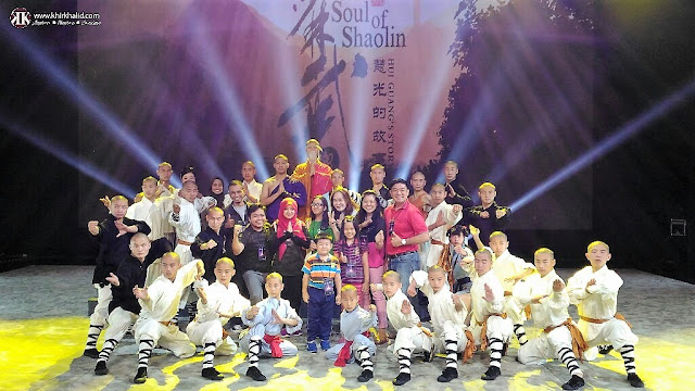 Soul Of Shaolin: Hui Guang's Story, Genting International Showroom,
