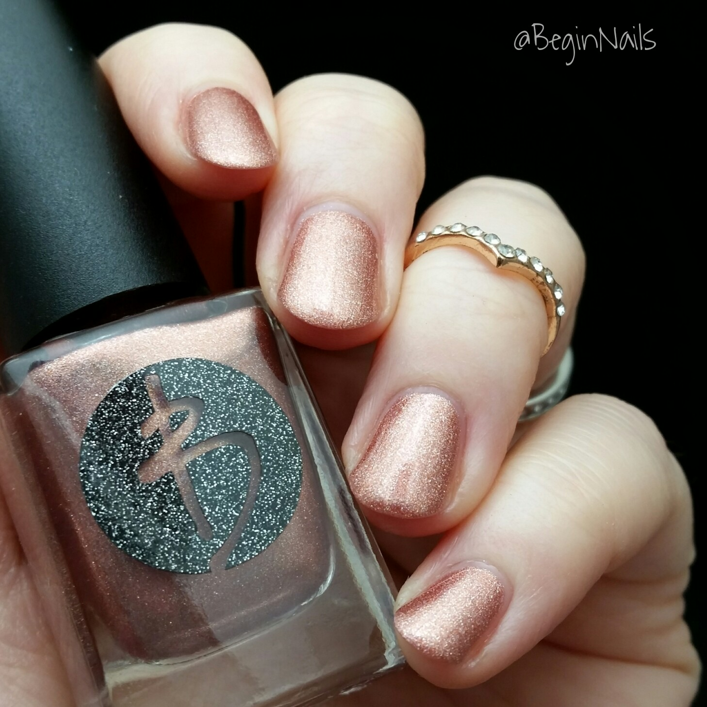 Let\'s Begin Nails: Bliss Polish Vintage Romance Trio Swatch and Review