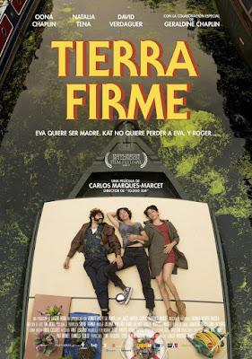 Tierra Firme 2017 DVD R2 PAL Spanish