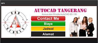 Kunci sukses belajar AutoCAD untuk pemula.