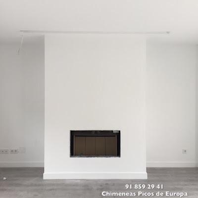 instalación de chimeneas en Madrid