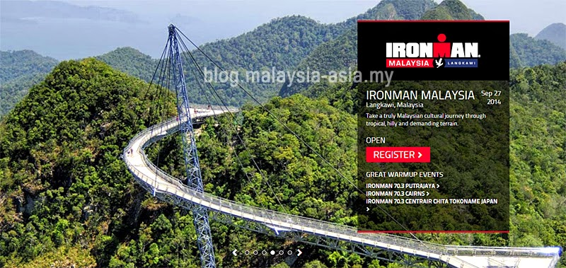 Asia Pacific Ironman Langkawi 2014