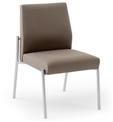 Mystic Series Armless Guest Chair