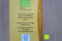 Bio: Grünland Bio Orangensaft, 8er Pack (8 x 1 l)