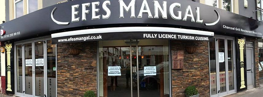 Efes Mangal in Braunstone Gate, Leicester