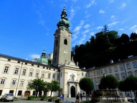 Abadía de San Pedro, Salzburgo, Austria
