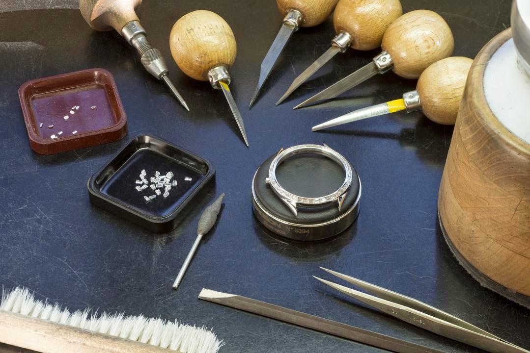 Artesanía en la relojería 13