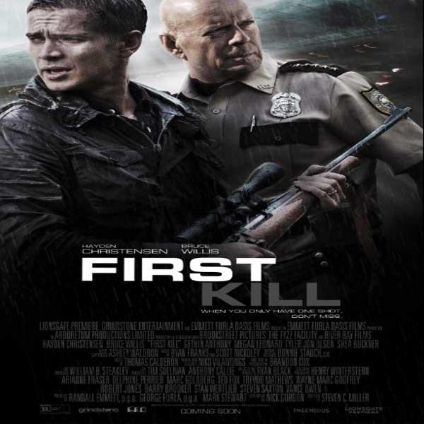 First Kill, First Kill Synopsis, First Kill Trailer, First Kill Review, Poster First Kill