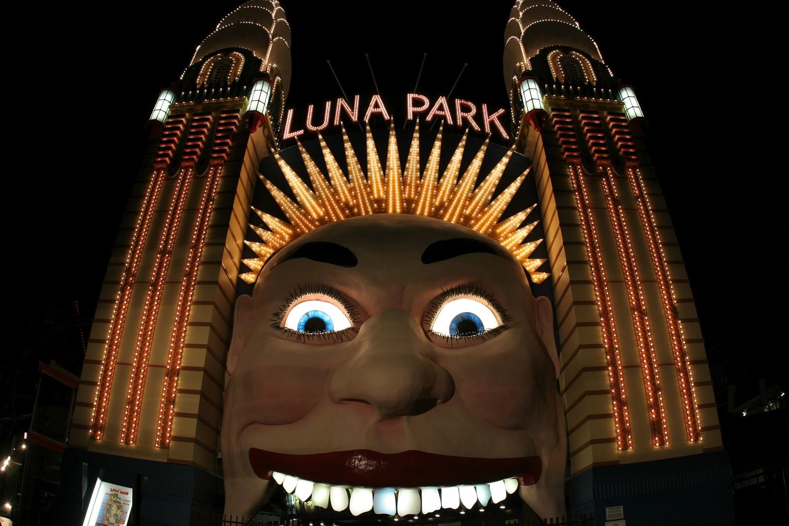 Just looking, thanks ...: Sydney's Luna Park: the ... | 1600 x 1067 jpeg 292kB