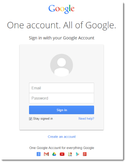 Youtube Sign in - Youtube Login Page