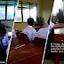 Pelajar dipukul, ditarik dan ditendang guru