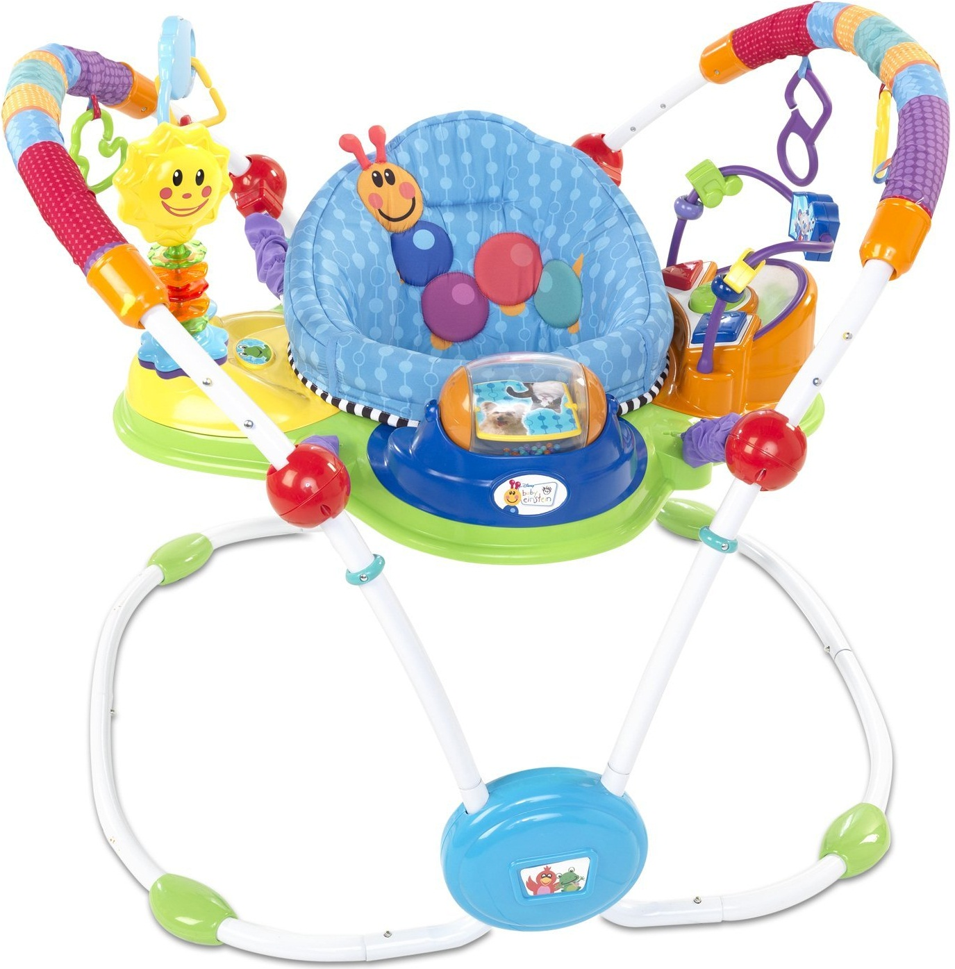 Baby Einstein Musical Motion Activity Jumper Baby Cinema