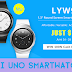 Vinci lo Smartwatch LYW9 Ecco come partecipare al contest di EverBuying