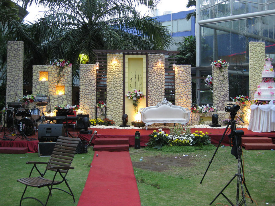 35 Outdoor Wedding Decoration Ideas: Ingin Dekorasi Pernikahan Outdoor