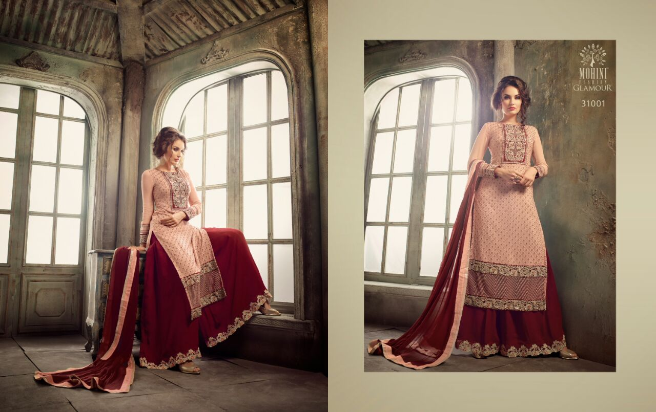 Glamour Vol 31 – Excellence Attractive And Beautiful Salwar Suit