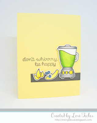 Don't Whirry card-designed by Lori Tecler/Inking Aloud-stamps and dies from Lawn Fawn