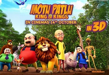 Watch Motu Patlu King Of Kings (2016) DVDScr Tamil Full Movie Watch Online Free Download