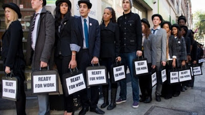 البطالة الأمريكية