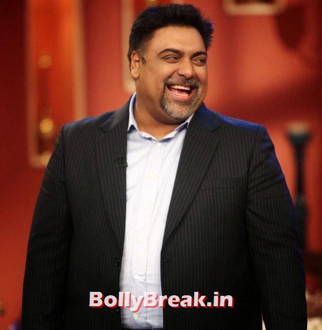 Ram Kapoor, Esha Gupta, Tamanna, Humshakals Cast on CNWK