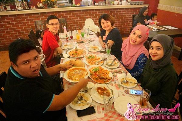 il Familia Italian Restaurant tawar Masakan Itali Halal Pada Harga Berpatutan