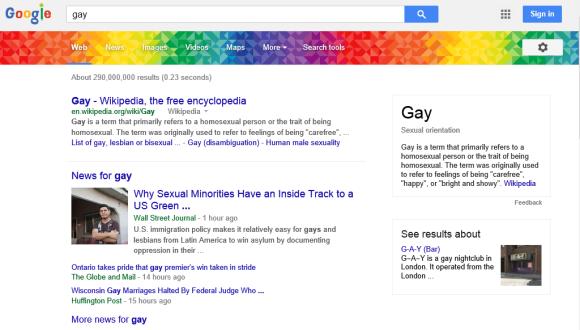 Is Google Gay 33