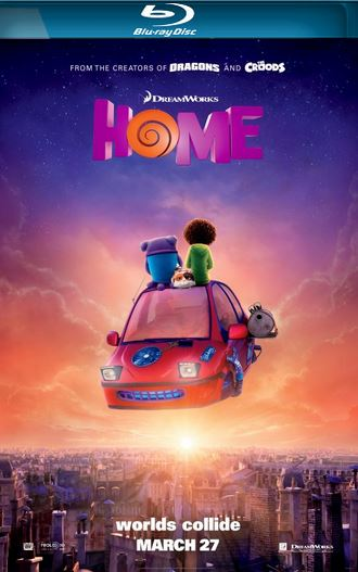 Home (2015) Full Movie
