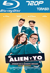 El alien y yo (2016) BDRip m720p