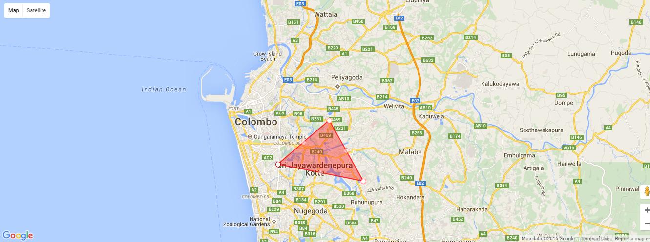 how to read latitude and longitude on google maps