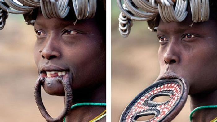 Gambar Cewek Ethiopia