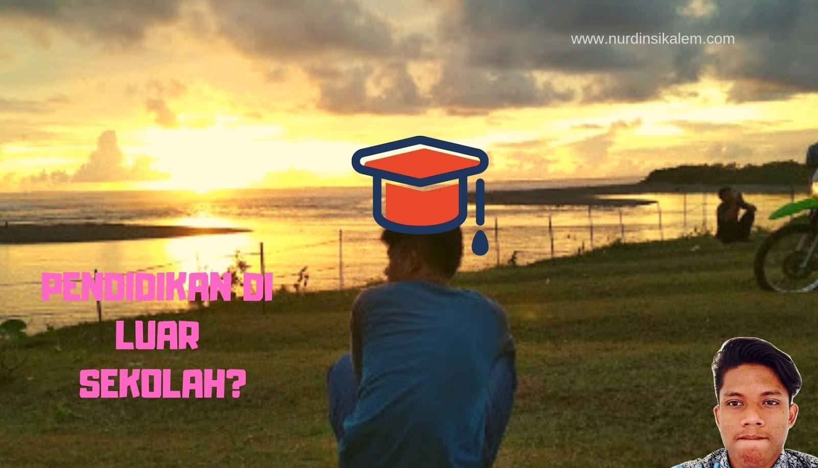 Cuma lulusan SMP