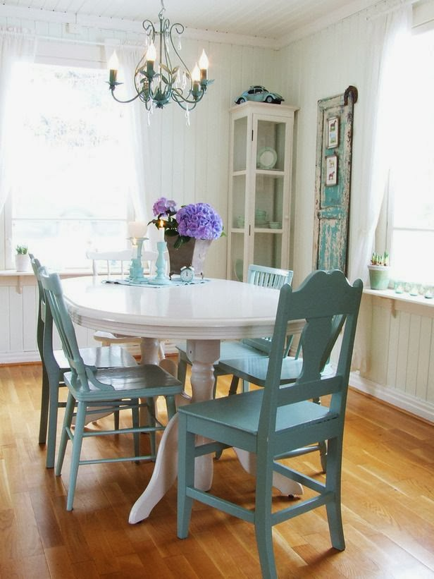 Beach Dining Chairs ~ Salt marsh cottage beach house dining part chairs