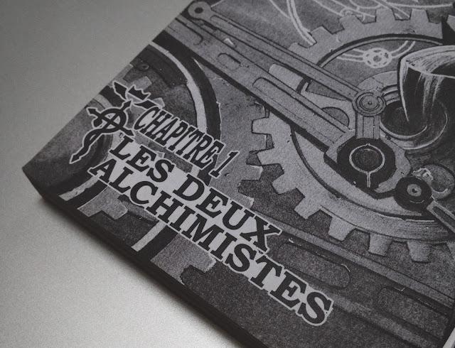 Fullmetal Alchemist Chapitre 1