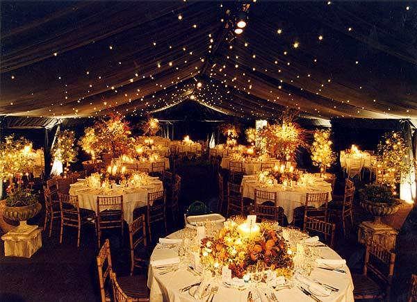 Celestial Theme Wedding