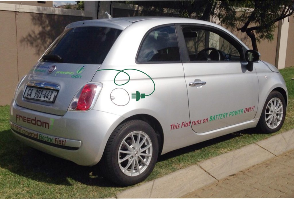 Africa Electric Car: Electric Car Conversions