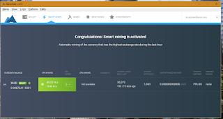 Minergate - Smart Mining2