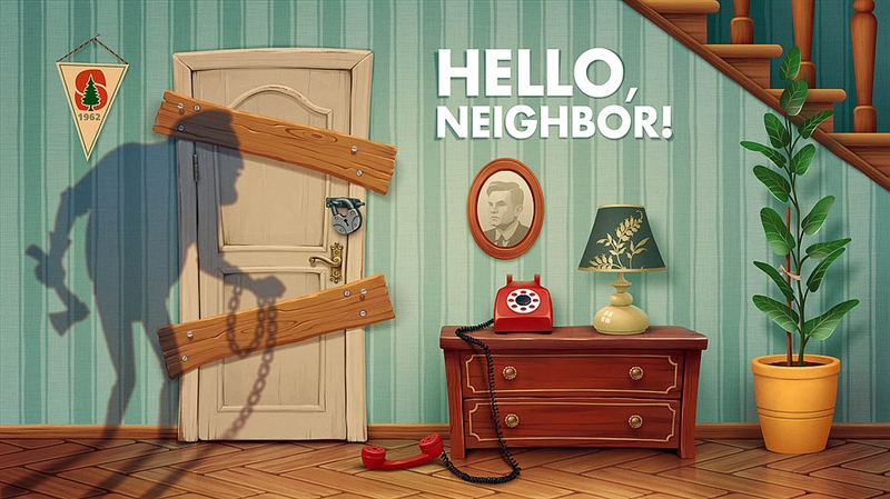 Hello Neighbor PC Game Download Poster